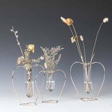 Подвесная стеклянная <b>ваза в форме</b> сердца, подвесная ...