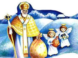 Картинки по запросу святий миколай презентація