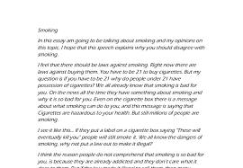 see persuasive essay to stop smoking gcse english marked    format persuasive essay about smoking get college essays college application essays persuasive essay on