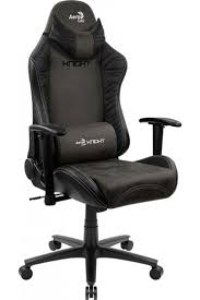 <b>Компьютерное кресло Aerocool Knight</b> iron black — купить в ...