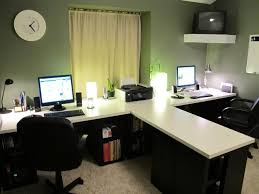 awesome home office table home office desk home office office workspace awesome double t desk home awesome decorated office cubicles qj21