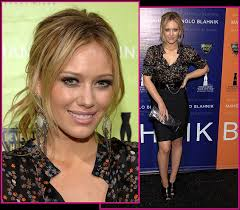 Hilary Duff attended the Rodeo Drive Walk of Style awards honoring Manolo Blahnik aka a rich girls' best friend. She looked adorabe! - dufflead