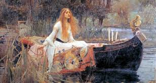 lady of shalott essaythe lady of shalott summary   bookrags com