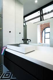architecture bathroom toilet: in this bathroom weve combined the toilet into the bathroom as the