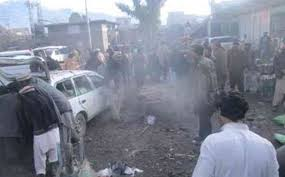 Image result for Blast kills at least 21 in Pakistan vegetable market, says official
