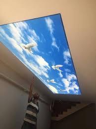 plafon unik: Unik 15 plafon 3d ini bikin betah tiduran memandangi langit langit