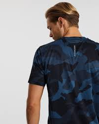 <b>Printed Accelerate Short</b> Sleeve Tee by New Balance Online | THE ...