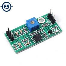 LM393 Voltage Comparator Module High Level <b>Output Analog</b> ...