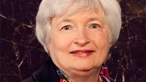 Janet Yellen was confirmed as chair of the Federal Reserve on Tuesday.