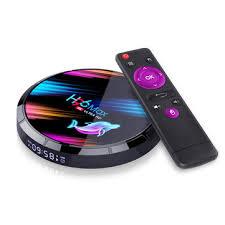 <b>H96 max x3</b> amlogic s905x3 4gb ram 64gb rom 5g wifi bluetooth 4.0 ...