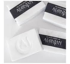 <b>100</b>% <b>Natural Handmade</b> Soap: White – Aeonian Sorrow