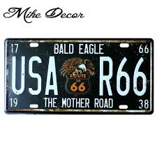 Online Shop [ <b>Mike86</b> ] USA Route66 Mother Road Mural painting ...