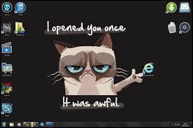 Internet Explorer Archives - Meme Generator Guru via Relatably.com