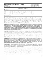 college professor resume sample college professor cover letter