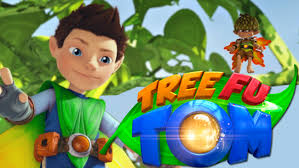 Träd Fu Tom | <b>Barnkanalen</b>