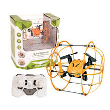 <b>Радиоуправляемый квадрокоптер Fly</b>-<b>0246</b> (на аккум.) - G-87240