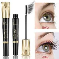<b>Pudaier 4D</b> Silk Fiber Eyelash <b>Mascara</b> Waterproof Curling ...