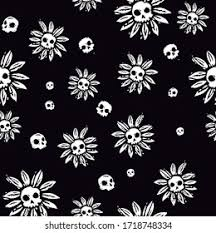 <b>Floral Skull</b> Images, Stock Photos & Vectors | Shutterstock