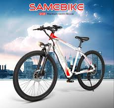 <b>Samebike SH26</b> Electric Bicycle For Just $749.99 [Coupon Deal]