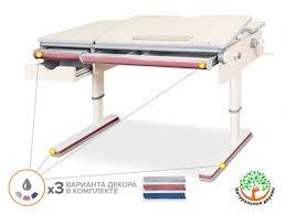 <b>Детский стол Mealux</b> Montreal Multicolor Lite (рейтинг: 4.65)