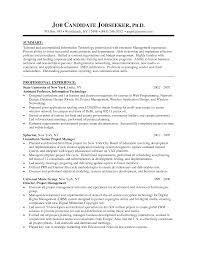 sample senior project manager resume senior project manager resume resume samples for project managers