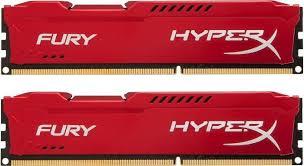 Купить <b>Модуль памяти KINGSTON HyperX</b> FURY Black ...