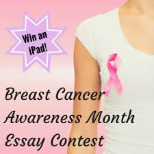 breast cancer awareness month essay contestbreast cancer awareness month essay contest