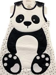 Спальный мешок <b>Bizzi Growin</b> Panda Tog 2,5 0-6 мес BG052A
