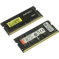 <b>Модуль памяти</b> Kingston <b>HyperX Impact</b> SO-DIMM DDR4 DIMM 16 ...