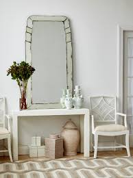 parsons console table white bungalow 5 bungalow 5 white lacquered