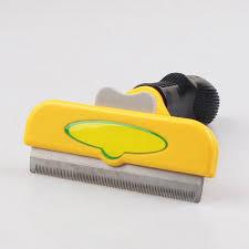 enjoygo Pet <b>hair removal comb dog</b> hair comb | Shopee Philippines