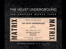 The <b>Velvet Underground</b> - Live at Matrix <b>1969</b> - Set 1 and 2 (Full ...