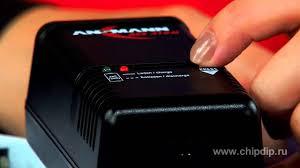 <b>Зарядное устройство Ansmann</b> ASC 410 traveler mobi - YouTube