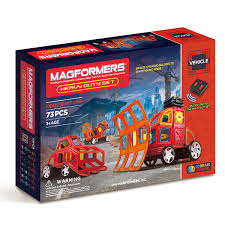 <b>Magformers Heavy Duty</b> Set отличный набор для уголка ...