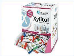 <b>Xylitol Chewing Gum</b> – Hager & Werken