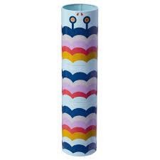 Декоративная коробка, разноцветный, металлический, 6x25 см ...