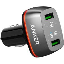 Купить <b>автомобильное зарядное устройство Anker</b> A2224H11 в ...