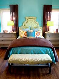 Turquoise Bedroom Elegant Turquoise Bedroom Ideas White Wooden Cabinet Shelves And
