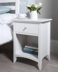 ideas bedside tables pinterest night: edward hopper white bedside table more