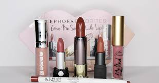 Sephora Favorites Give Me Some Nude Lip ... - The Blushing Introvert