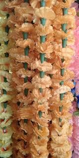 Cloth <b>12 Pcs Pack</b> Artificial Gainda Flower Decoration Strings, Rs ...