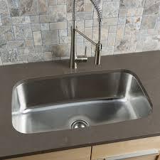 undermount kitchen sink stainless steel: image of stainless steel undermount kitchen sink model
