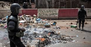 Amnesty slams Guinea's lethal protest crackdown | Alpha Conde ...