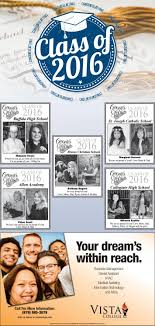 greetings to the grads by the eagle advertising department issuu