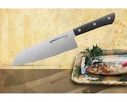 <b>Нож</b> кухонный овощной <b>сантоку Samura HARAKIRI</b> (SHR-0095B ...