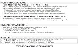 An applicant can mask limited work experience by focusing on education and activities in this resume happytom co
