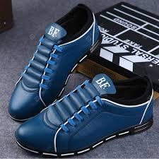 Men <b>Fashion</b> British Sports Casual Men Shoes Extra Large Size ...
