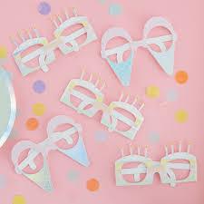 <b>Бумажные очки для</b> праздника Pastel Party - Интернет-магазин ...