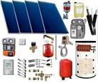 Comment le kit solaire thermique rcupre laposnergie du soleil