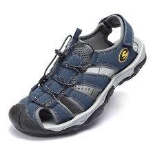2019 <b>Classic Men Soft Sandals</b> Comfortable Men Summer Shoes ...